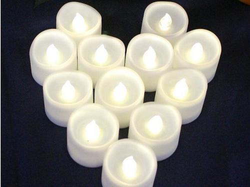 189 Electric Candle Light (24 Pcs)