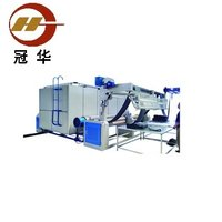 Heat Setter For Polyester Knit Fabrics