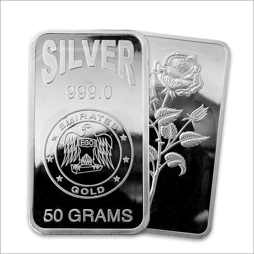 50gm Silver Bar