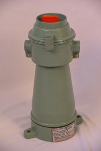 FLAMEPROOF REACTION VESSEL LAMP