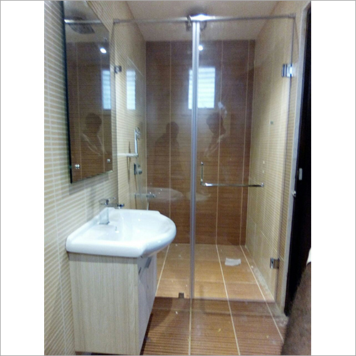 House Shower Partition