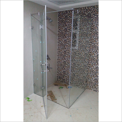 Stylish Glass Shower Cubicle