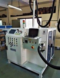 Vacuum Based Brake Fluid Dispensing System