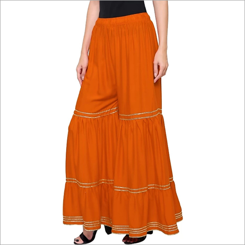 Ladies Designer Sharara Palazoo