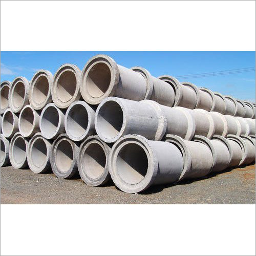RCC Flush Joint Pipe