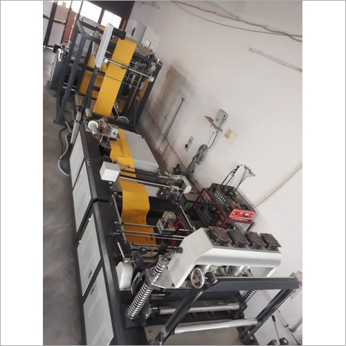 AMB 700 Automatic Box Bag Making Machine