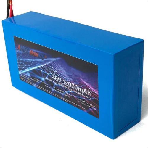 48V 12Ah Life PO4 Battery