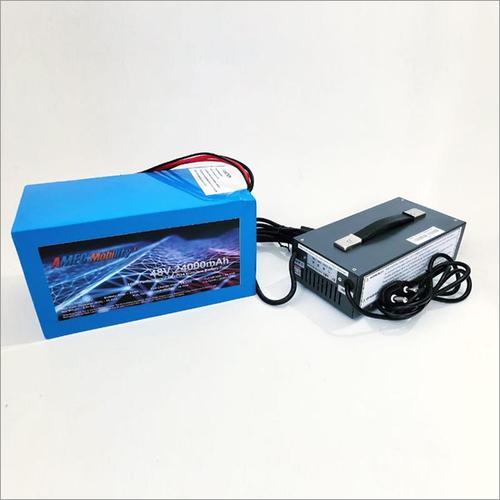 48V 24Ah Lithium Phosphate Battery