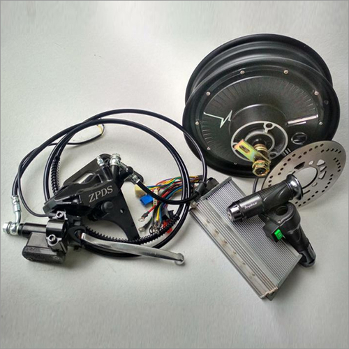 48v 1000w 10inch Scooter Hubmotor Kit