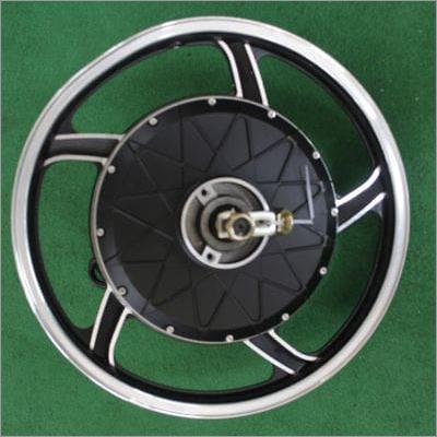 Hub Motor Motorcycle Kit - 24000