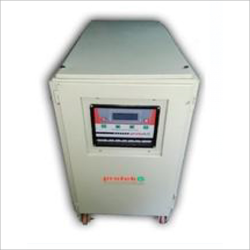 20 KVA Air Cooled Servo Voltage Stabilizer