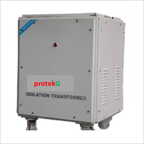 25 KVA Oil Cooled Type Ultra Isolation Transformer