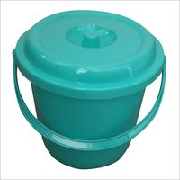 Plastic Buckets With Lid