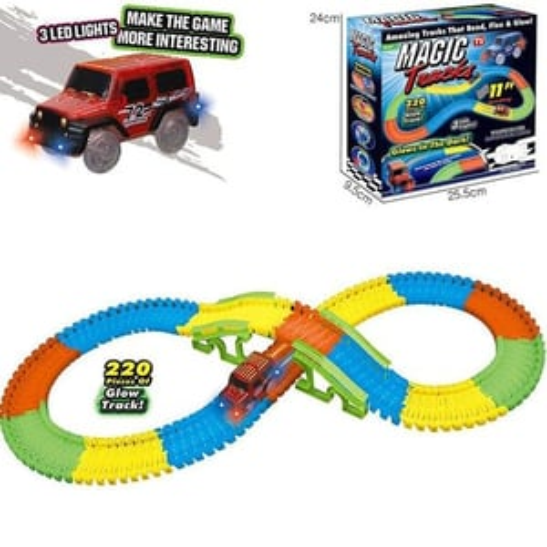 Magic Track Car Toy
