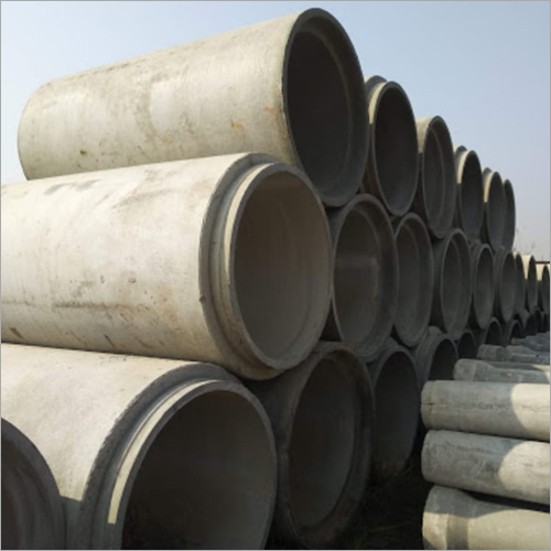 Cement RCC Pipes