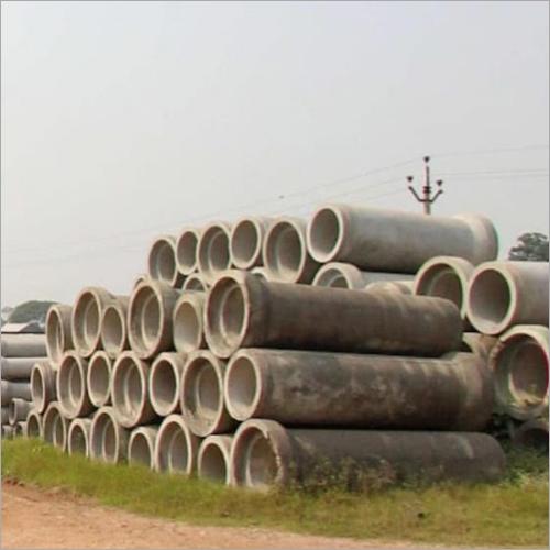 RCC Flush Joint Pipe