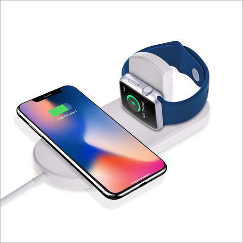 2 In 1 Iphone And Apple Watch Wireless Charger