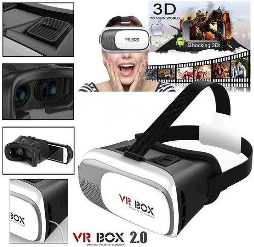 Virtual Reality Glasses Video Box