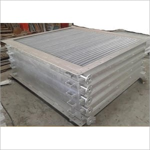 Steam Heat Exchangers for Rice Mill