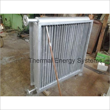 Tea Drier and Sugar Mill Heat Exchanger