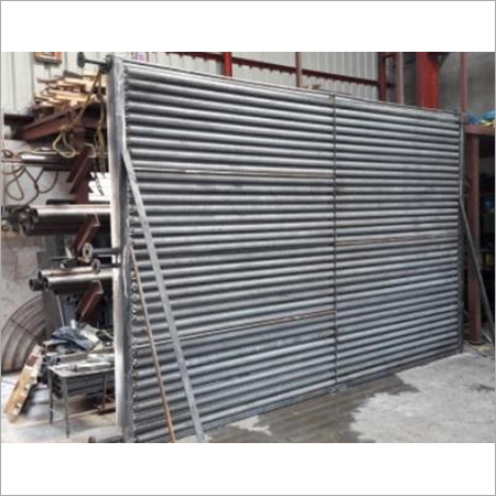 Heat Exchanger For Textile Room Heater