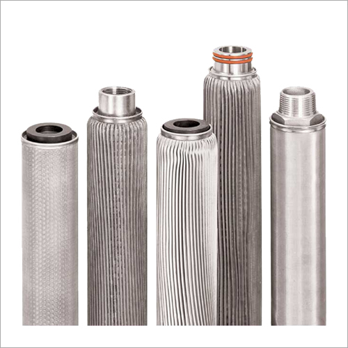 Industrial Welded Filter