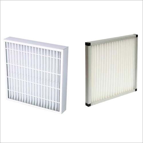 Highly Durable Panel Filter