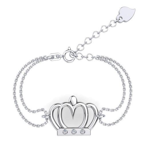 Silver Anklets Bracelet