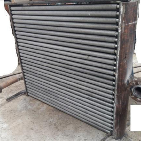 Heat Exchanger For Oil Mills