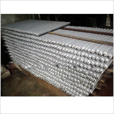 Aluminium Extruded Finned Tube