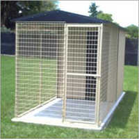 Steel Outdoor Cat Cage