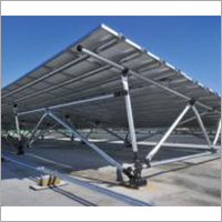 Solar Panel Steel Structure