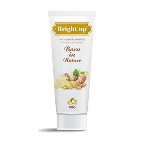 100g organic ginger toothpaste