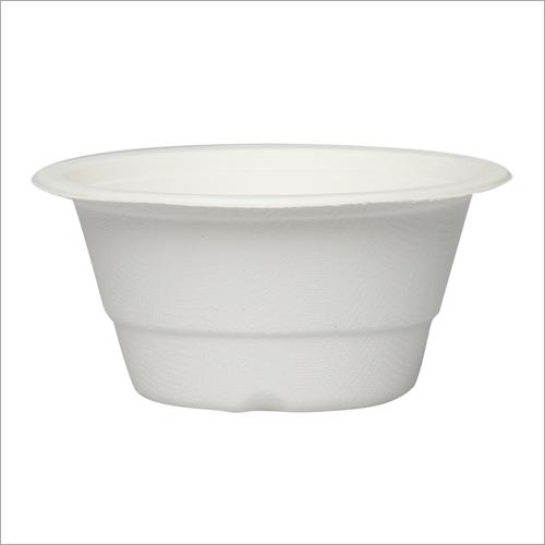 340 ml Bagasse Round Bowl