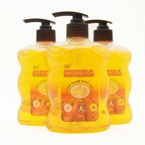 OEM factory wholesale natura chemical formula antibacterial of hand wash liquid soap 500ml