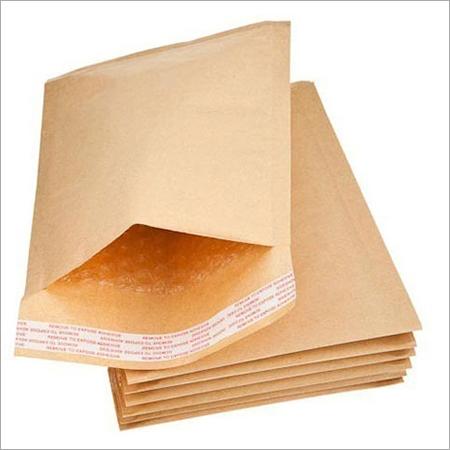 Bubble Sheet Laminated Envelopes