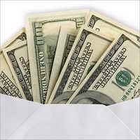 Cash Handling Envelope