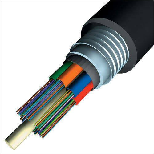 6 Core Armoured Fiber Optic Cable