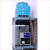 Industrial Water Chiller 1 5 Tr Capacity