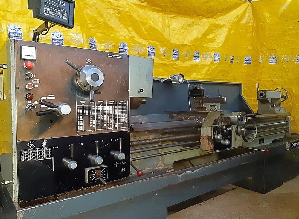 Kirloskar Enterprise 2215 Lathe Machine