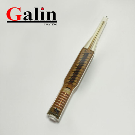Gema GM03 Powder Coating Gun Cascade With Columnar Capacitor 1007 231  1007 232