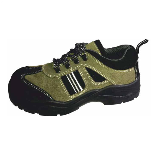 Single Density PU Safety Shoes