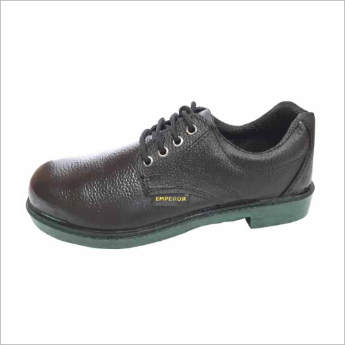 Vulcanized Nitrile Rubber-Direct Moulded Sole Safety Shoes