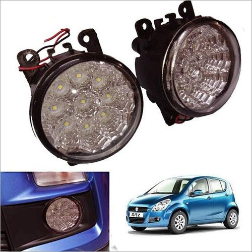 Car Bumper Fog 18 Led Light for Maruti Suzuki Ritz