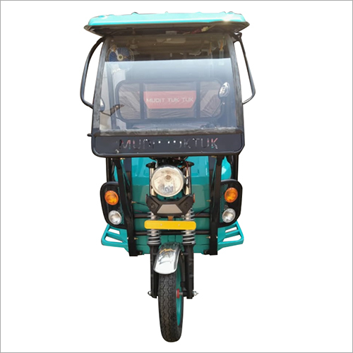 6 Seater Electric Rickshaw