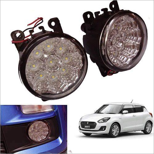 Car Bumper Fog Lamp 18 LED Light for Maruti Suzuki Swift