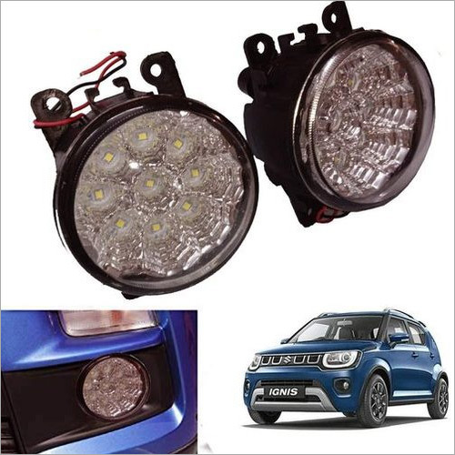 Car Bumper Fog 18 Led Light For Maruti Suzuki Ignis