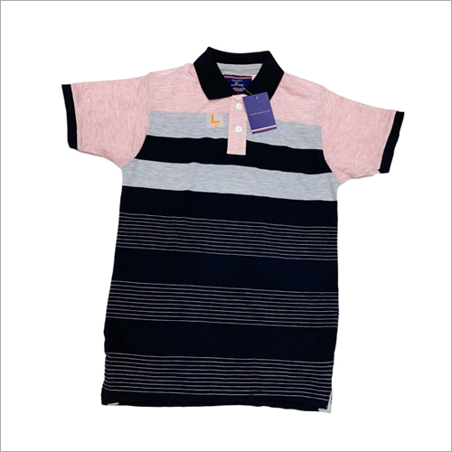 Mens Half Sleeves Polo T-Shirt