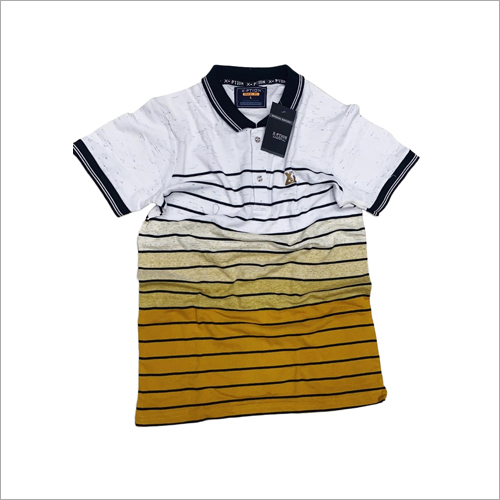Mens Fancy Polo T-Shirt