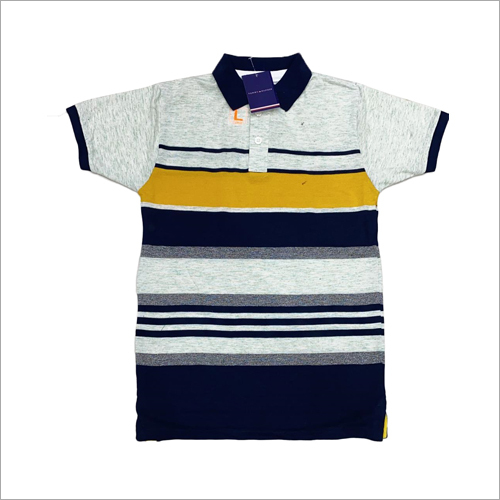 Mens Trendy Polo T-Shirt